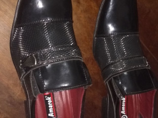 Sapato Social Masculino Amarok Preto 40