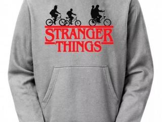 Blusa De Frio Da Série Stranger Things Super Promoção