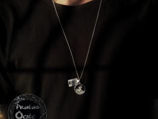 Prata masculina 925
