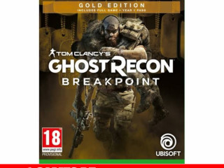 GHOST RECON BREAK POINT ULTIMATE XBOX ONE EM MIDIA DIGITAL + 1 GAME