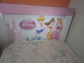 Disney- Cama de solteiro