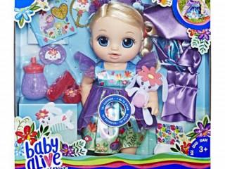 Baby Alive Emma Floresta Encantada