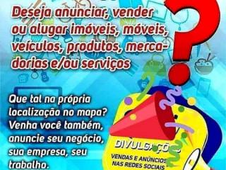 TRABALHAMOS COM PUBLICIDADE ESTAMOS COM PROMOÇÃO MENSAL 70,00
