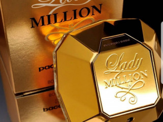 Perfume Lady Million Tester 80ml- ORIGINAL