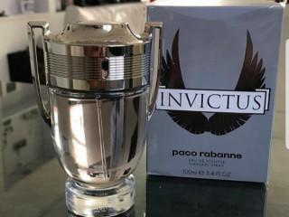 Perfume Invictus Paco Rabanne 100ML- ORIGINAL
