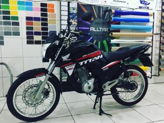 Customização Titan 150