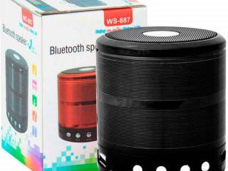 Mini Caixa de Som Speaker ws-887