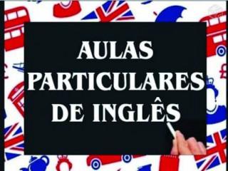Aula Particular de inglês Personalizadas