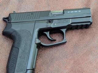 Pistola Airsoft sig sauer sp2022 escala 1:1