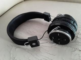 Fone Ouvido Sem Fio B-05 Rádio Fm Bluetooth Preto