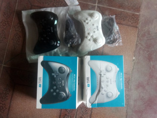Controle Pro Nintendo Wii U