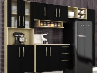 Cozinha compacta mayara 5 peças