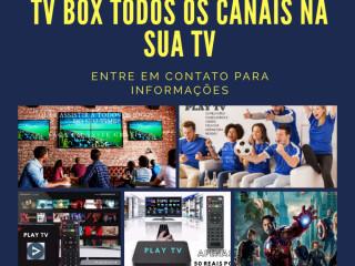 Tv Box transforma sua TV em smart 4k