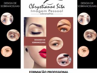 Curso on line de Designer para sobrancelhas