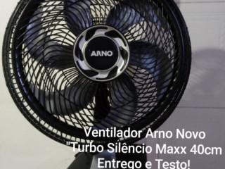 Ventilador Arno Novo 40cm (3 Meses De Garantia)Entrego e Testo