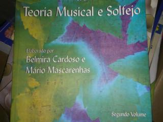 Teoria Musical e Solfejos Vol.2