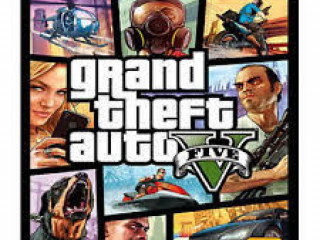 Grand Theft Auto V GTA5 PS3 Playstation 3