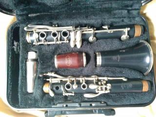 Clarinete Yamaha ycl 250-japan