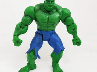Boneco Hulk novo e 2003 Universal / Marvel
