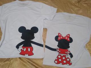 Kit camiseta namorados ❤️