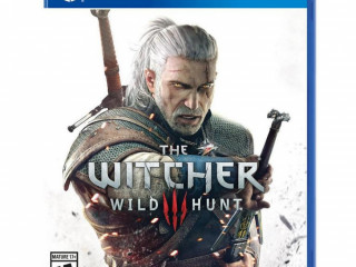 The Witcher Wild Hunt 3 Playstation 4 PS4