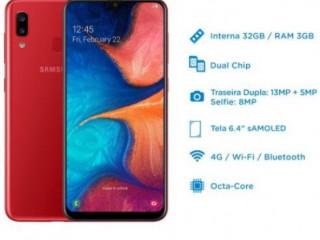 Smartphone Galaxy A20