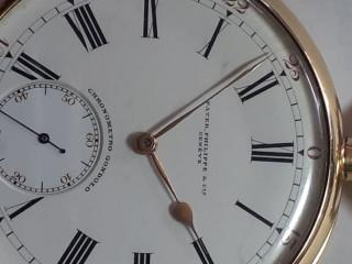 Relógio marca Patek Philippe modelo Gondolo bolso