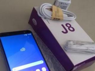 Smartphone Samsung Galay J8 novo lacrado 13 meses de garantia