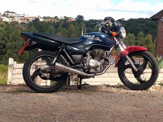 Honda cg 125 pzpz