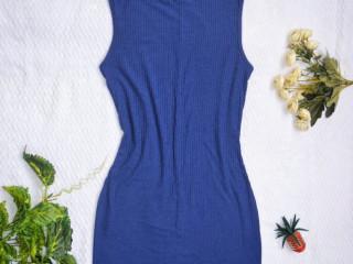 Vestido Azul tumblr