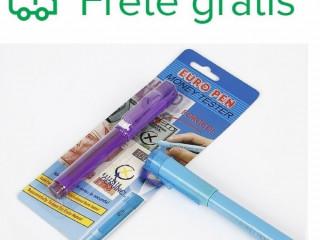 caneta detectora de cédulas falsas
