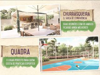 Residencial Alvarinho na planta MCMV em Mogi das Cruzes