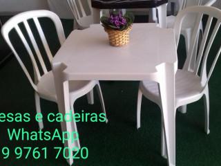 Locação mesas e cadeiras, balões com gás hélio WhatsApp 9 9761 7020