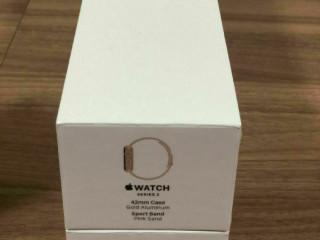 Apple Watch séries 3 lacrado na caixa