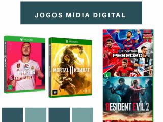 Jogos para Xbox One #promoção