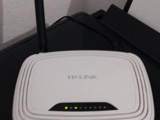 Roteador TP-Link 150mb/s