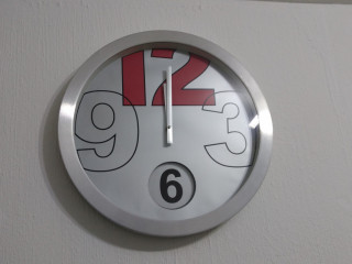 Relógio de Parede Grande