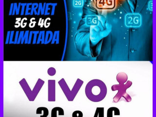 Internet ilimitada da vivo