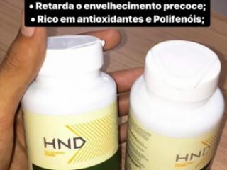 Desenvolvido com ingredientes naturais e poderosos antioxidantes, o HN
