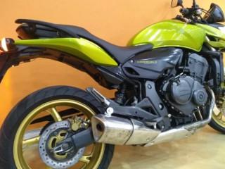 Hornet cb 600f verde