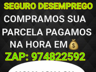 PARCELA DO SEGURO DESEMPREGO HOJE NA HORA