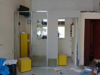 Parede e Divisória Drywall