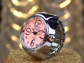Relógio anel (frete grátis)