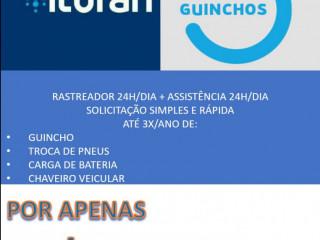 Rastreador + Assit. 24h