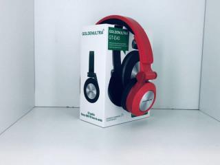 Fone de ouvido bluetooth rádio USB sd MP3 play