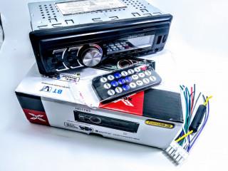 Som automotivo bluetooth promoção controle USB sd MP3 play auxiliar