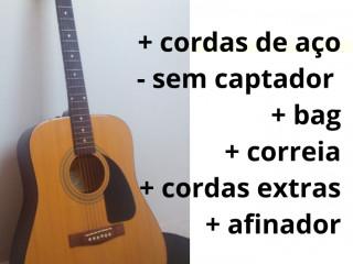 Violão Fender - FA 100 Acústico