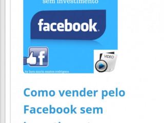 Vender seu produto atraves do facebook
