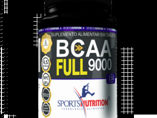 BCAA FULL 9000 - 150CAPS