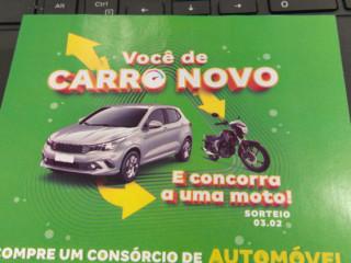 Você de Carro novo em 2020! #ConsorcioMagalu